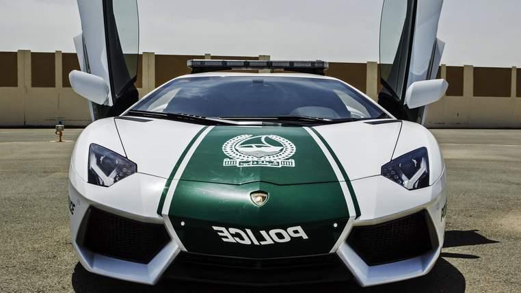DUBAI Lamborghini 2