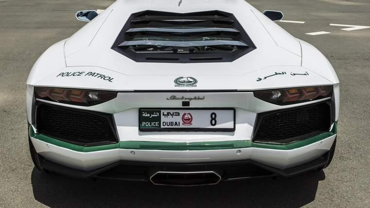 DUBAI Lamborghini 3